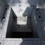 納骨室には板石を設置
