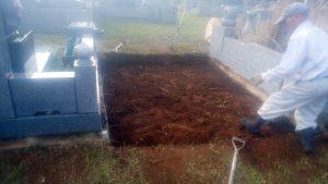 根掘りしています。